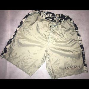 Vintage Tommy Hilfiger Board Shorts size XL